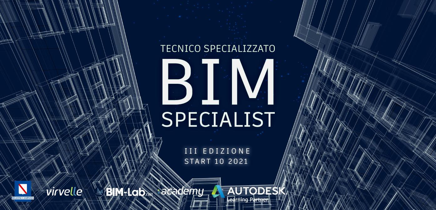 Tecnico Specializzato BIM - BIM Specialist Campania