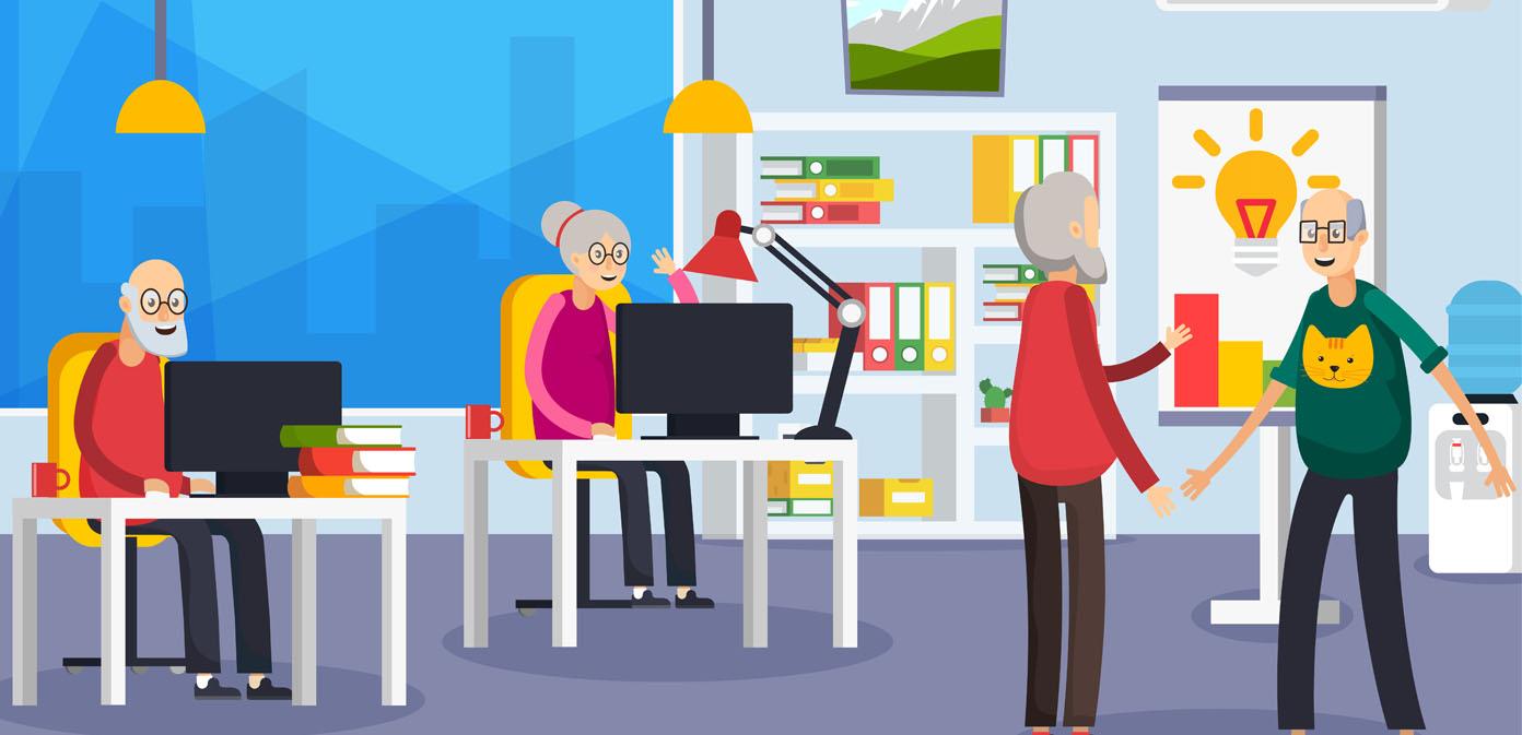 Informatica per Senior Over 55