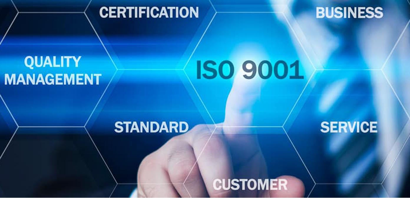iso 9001 certificazioni