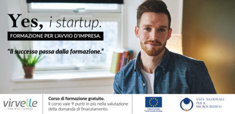 yes i start up imprenditori