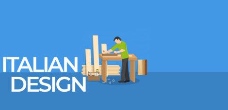 Italian design progetto formazione legno arredo