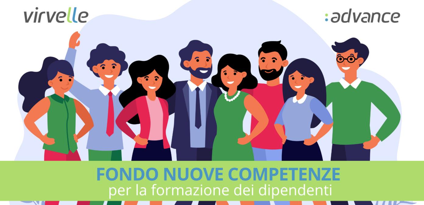 Fondo Nuove Competenze per la formazione aziendale