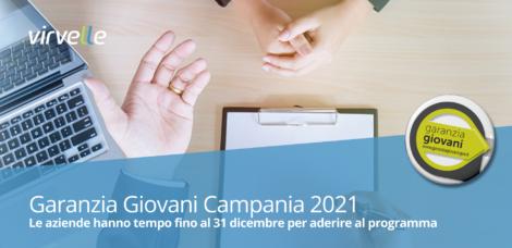 Garanzia Giovani Campania 2021